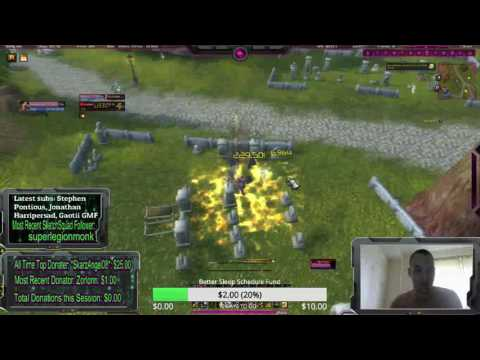 The SketchSquad Gaming Network World of Warcraft Gameplay!