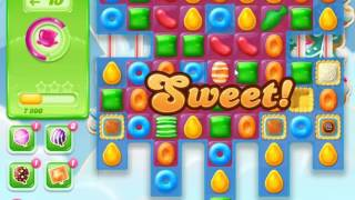 Candy Crush Jelly Saga Level 597 - NO BOOSTERS