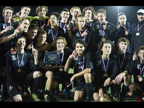 2016 Lakeridge High School Boys Soccer (Oregon 6A State Champions) Season Highlights