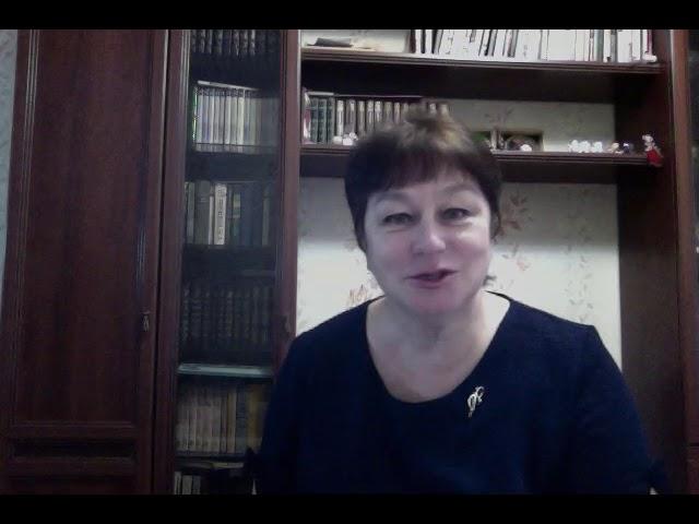 Изображение предпросмотра прочтения – СветланаШеронова читает произведение «Стихотворение в прозе. Довольный человек» И.С.Тургенева