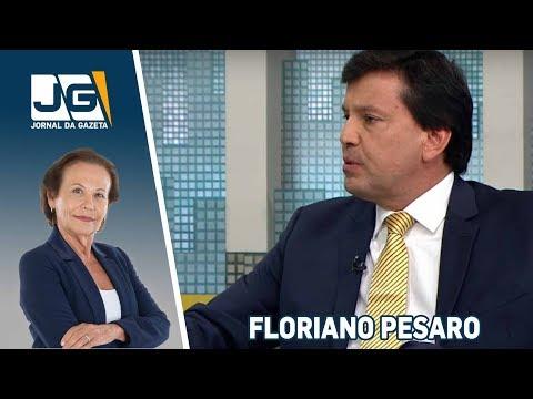 Floriano Pesaro, deputado federal (PSDB/SP), fala sobre as eleições