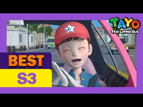 The Best Mechanic! l Popular Episode l Tayo the Little Bus l S3 #18