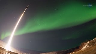 ScienceCasts: NASA's Sounding Rockets thumbnail