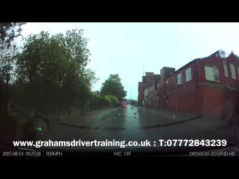 Wet Weather : Spot the hazard ?