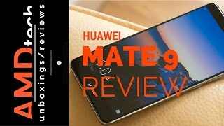 Huawei Mate 9 Review: The Best Android Smartphone?