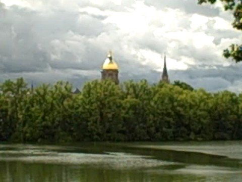 The Golden Dome - The University of Notre Dame