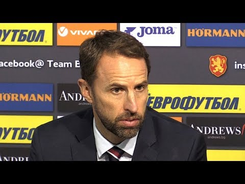 Bulgaria 0-6 England - Gareth Southgate Full Post Match Press Conference - Reacts To Racist Abuse