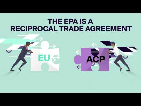 An Overview of the Economic Partnership Agreement