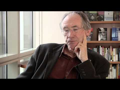 Ian McEwan's Advice for Aspiring Writers - YouTube