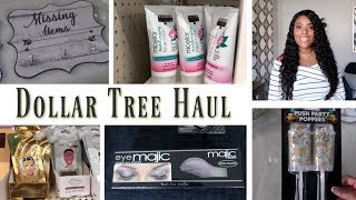 💙Glam Home💙 NEW DOLLAR TREE HAUL APRIL 2019