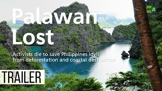 Palawan Lost: The dark side of a tropical idyll that tourists don't see (Trailer) Premiere 07/24