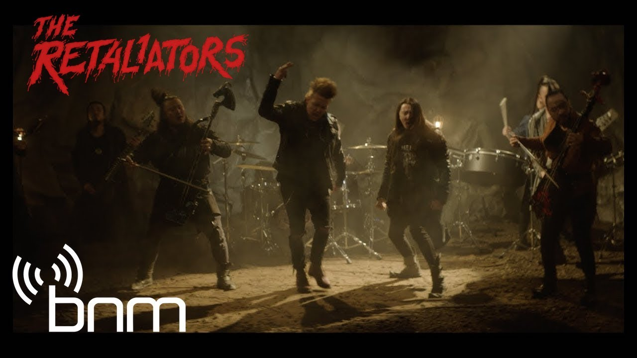 The Hu Wolf Totem Feat Jacoby Shaddix Of Papa Roach Official Video From The Retaliators Youtube