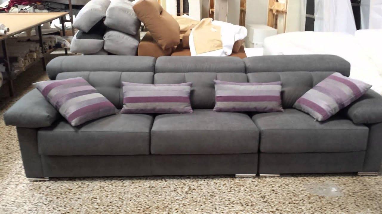 Fabrica sofas en valencia youtube for Fabrica sofas valencia