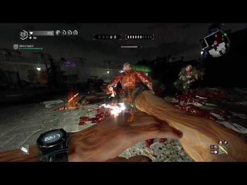 Dying Light - Weird Apex Predator