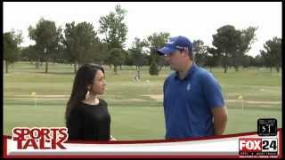Sports Talk Odessa College Golf Team 04-20-12.wmv