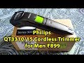 Philips QT3310/15 Cordless Trimmer 2018 | BEST TRIMMER IN ₹899