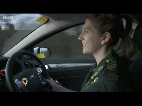 A Day in the Life of a Specialist Paramedic