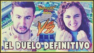 ¡ EL DUELO DEFINITIVO ! ¡ GAVI VS LAURA ! | Inazuma Eleven GO Strikers 2013 .