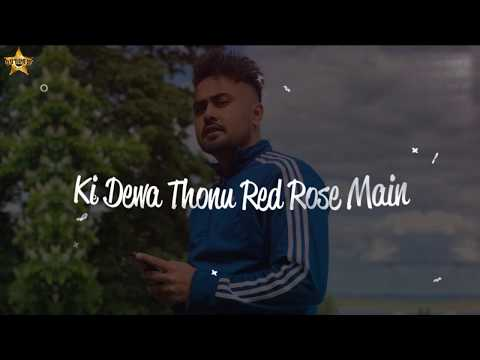 RED ROSE (TIK TOK VIRAL) SUKH SANDHU |ROMANTCI SONG 2019