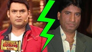 Comedy Nights with Kapil : OMG! MAJOR FIGHT between Kapil Sharma and Raju Srivastav