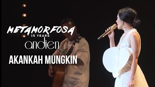 Video Andien - Akankah Mungkin | (Andien Metamorfosa) download MP3, 3GP, MP4, WEBM, AVI, FLV Maret 2018