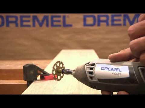 Demostración Cortando Un Tablero Perforado By Dremel