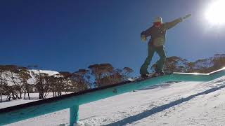 Perisher - Meet the Pros 20 August
