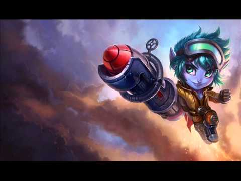 Dubstep Music for Playing Tristana (League of Legends)