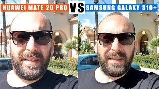 Samsung Galaxy S10+ Vs Huawei Mate 20 Pro: Paranızı SokağA Atmayın