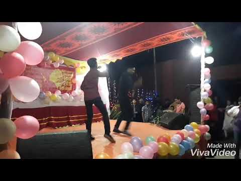 Mix dance( Boys) || AET night 2018. Bangladesh Agricultural University