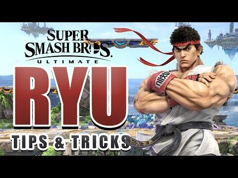 Ryu Tips and Tricks: Super Smash Bros. Ultimate thumbnail