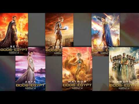 Soundtrack Gods of Egypt (Theme Song) - Trailer Music Gods of Egypt