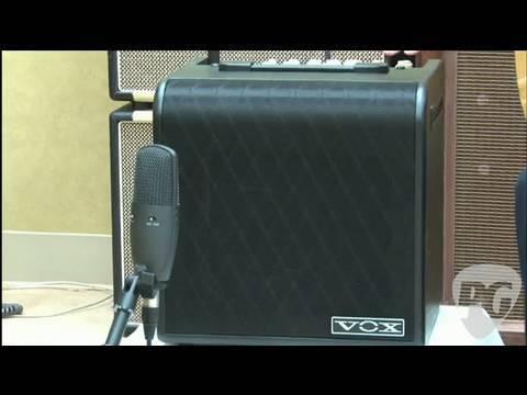 video review vox aga70 acoustic guitar amplifier youtube. Black Bedroom Furniture Sets. Home Design Ideas