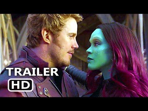 GUARDIANS OF THE GALAXY 2 - Gamora & Star-Lord Slow Dance Clip Trailer (2017) Blockbuster Movie HD