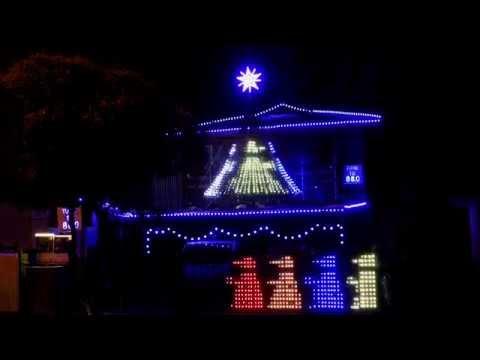Doctor Who - Orbital Christmas Lights - Doctor Who - Orbital Christmas Lights - YouTube