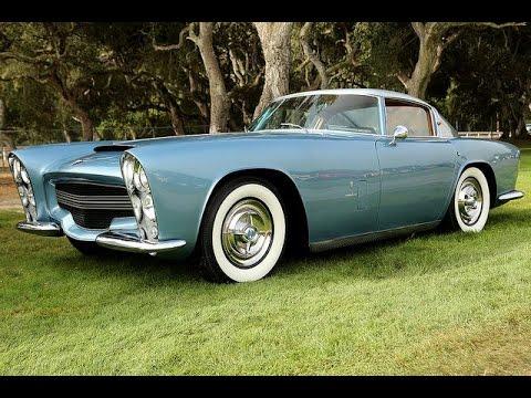 #DODGE ZEDER Z 250 1953 #CONCEPT CAR
