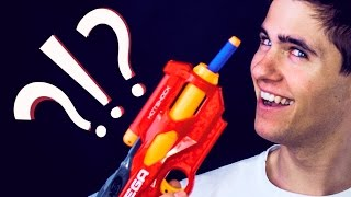 Strzałki elite w wyrzutni MEGA? - Czy to możliwe !?!