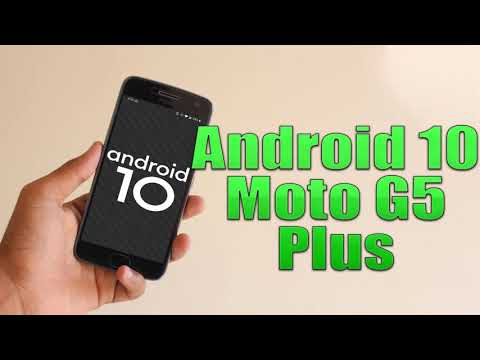 Install Android 10 On Motorola Moto G5 Plus (LineageOS 17.1) - How To Guide!