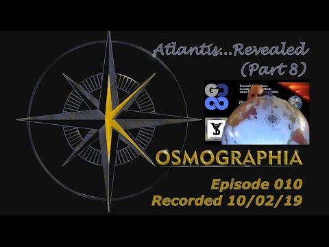 Kosmographia010 Randall Carlson Podcast: Atlantis Mystery - Evidence Revealed Pt8 - Wrap & YDB Intro