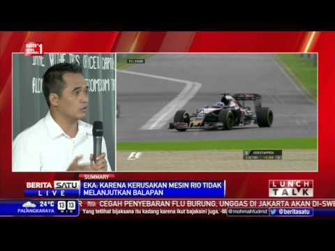 Lunch Talk: Indonesia di F1 # 1