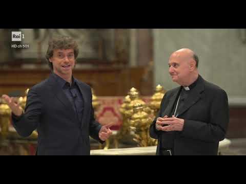 documentario sulla Basilica di San Pietro in Vaticano