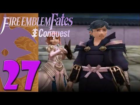 """fire-emblem-fates-conquista ragna-español parte-27-""""sakura,-la-valerosa-princesa-de-hoshido"""""""