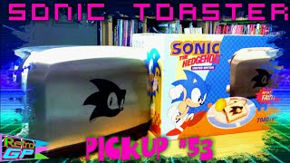 Sonic The Hedgehog Toaster, Stramash Zone Vectrex, Indie PS4 Games and Witcher 3 Vinyl - Retro GP