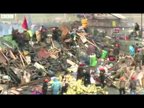 Kijev 2014. február 20. Hetvennél is több halott