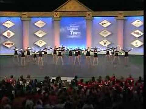 Houston Pom Nationals 2007