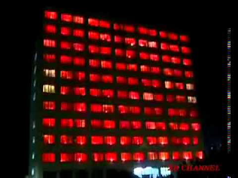 Technology Students Mess with Dormitory Lights