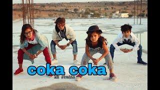 Gambar cover COKA : Sukh-E Muzical Doctorz || Ishu Divyansh Payal Kunal || Dance || Mk studio