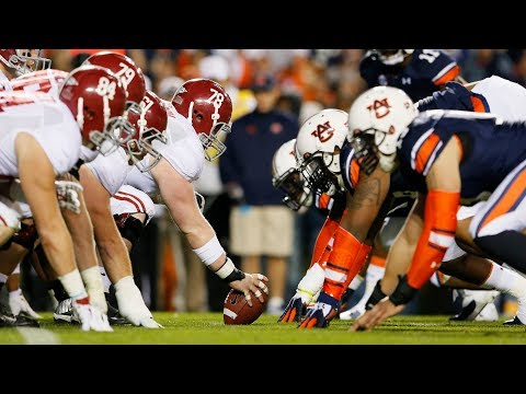 Long John - WATCH: A Compilation of Great Moments from the Iron Bowl Rivalry