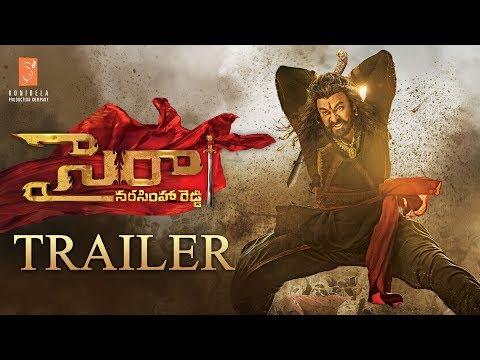 Sye Raa Narasimha Reddy Telugu Trailer