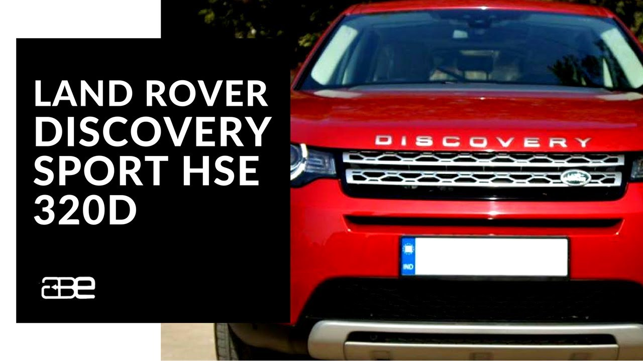 land rover discovery sport hse most versatile luxury suv abe best pre owned cars in delhi. Black Bedroom Furniture Sets. Home Design Ideas